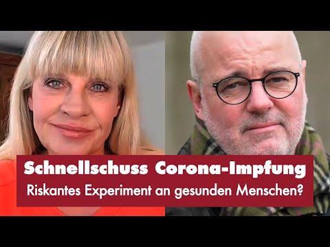 Schnellschuss Corona-Impfung - Punkt.PRERADOVIC Podcast mit Prof. Dr. Stefan Hockertz