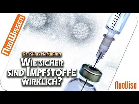 Wie sicher sind Impfstoffe wirklich? - Dr. med Klaus Hartmann
