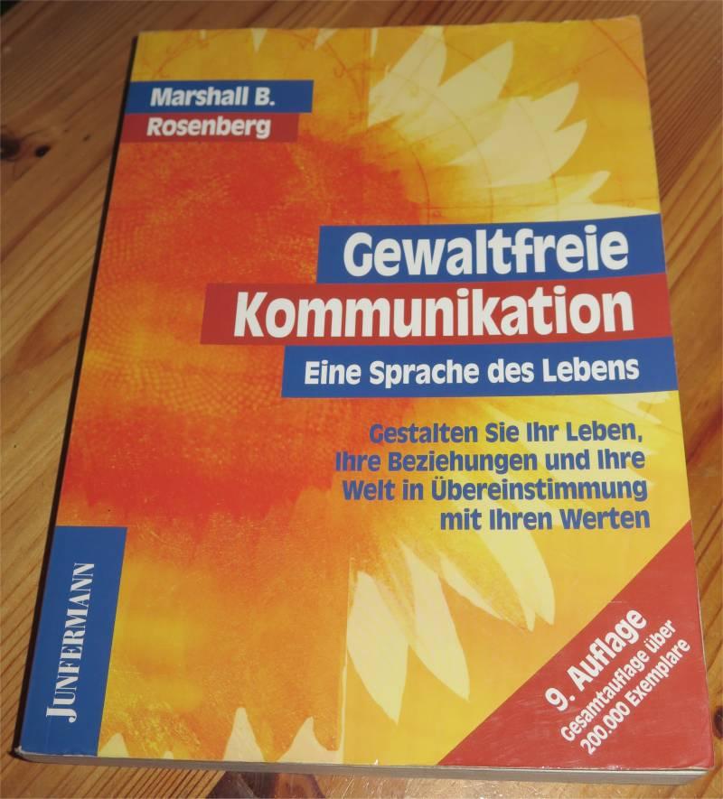 Buch: Gewaltfreie Kommunikation von Marshal B. Rosenberg
