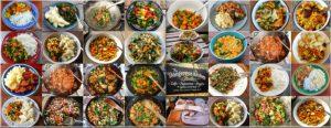 Pflanzlich & Vollwertig - Selbstgekochtes und geschnippeltes auf 7 Wochen Reise. Jedoch keinen Anspruch auf Vegan