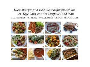 Der 21 Tage Foodplan von Silke Rosenbusch