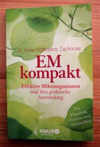 EM Kompakt - Effektive Mikroorganismen - Zschocke