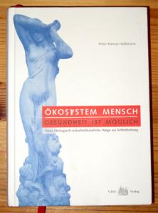 Buchcover 'Ökosystem Mensch' von Dr. Peter-Hansen Volkmann