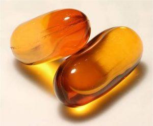 Omega-3 Fischölkapseln. Alles klar mit den TOTOX-Werten?