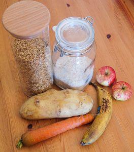 Kohlenhydrate und Pflanzen
