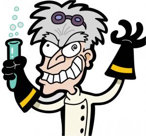 Verrückter Forscher???