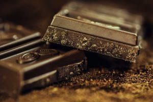 Bitter- bzw. Edel- Schokolade