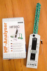 Gigahertz Solutions HF35C - RF/EMF (Mikrowellen) Messgerät