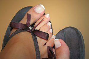 (Schöne) Fußnägel - ohne Nagelpilz und ohne Fußpilz