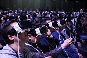VR Brillen Wahn auf dem MWC 2016