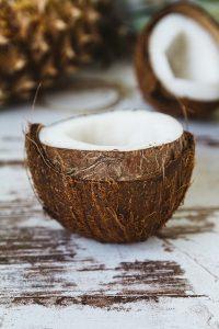 Kokosnuss - eines der besten Fette?