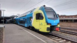 Westfalen Bahn ET 603
