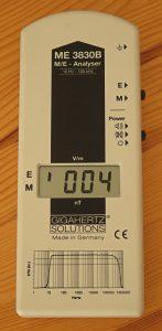 Gigahertz ME 3830B Messgerät.