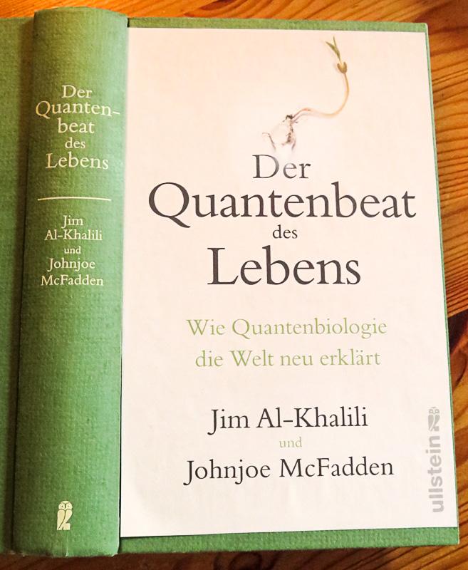 Buch: Der Quantenbeat des Lebens.