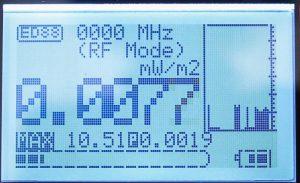 RF Modus (Mikrowelle)
