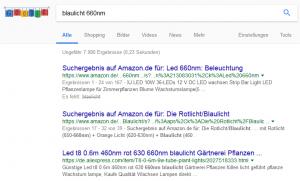 Suche mit Google