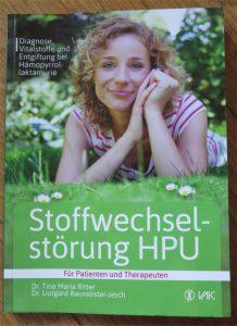Buch: Stoffwechselstörung HPU - Dr. Tina Ritter