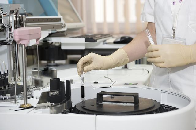 Blutwerte aus dem Labor