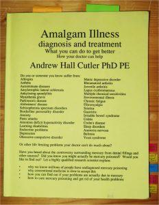 Buch: Amalgam Illness - Diagnosis an Treatment (1999) von Andrew Hall Cutler