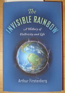 The Invisible Rainbow - von A. Fistenberg. Ein Buch über die Historie und Auswirkungen von EMF.