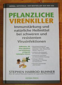 Buch: Pflanzliche Virenkiller von Stephen Harrod Buhner.