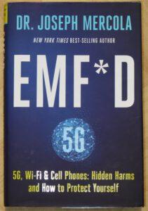 Buch: EMF * D 5G, Wifi & Cell-Phones von Dr. Mercola (Deutsche Ausgabe: EMF - Elektromagnetische Felder)